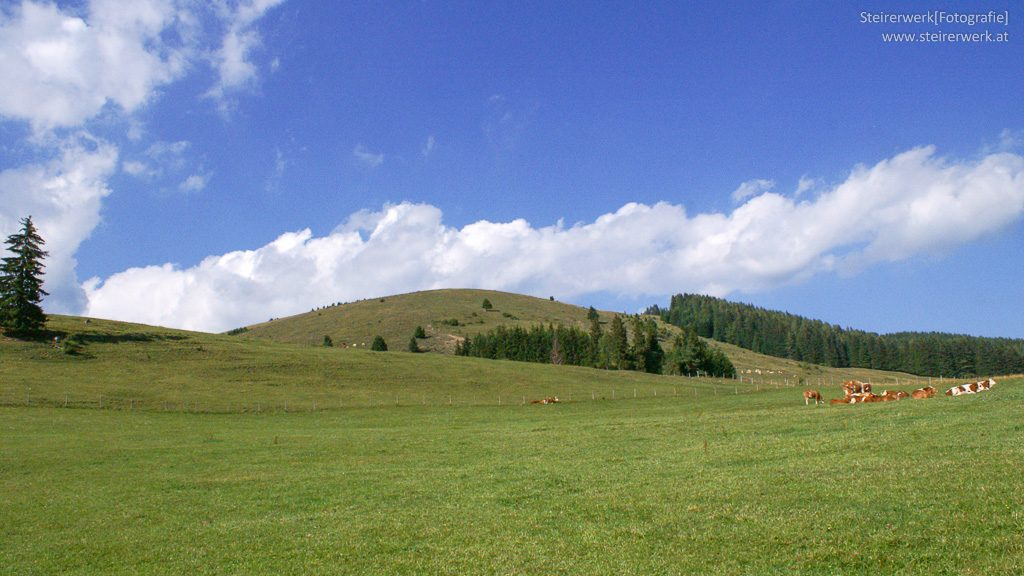 Wanderurlaub Steiermark