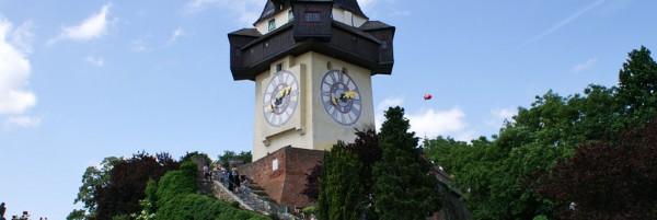 Uhrturm Graz Urlaub