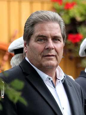 Bürgermeister Bernd Rosenberger