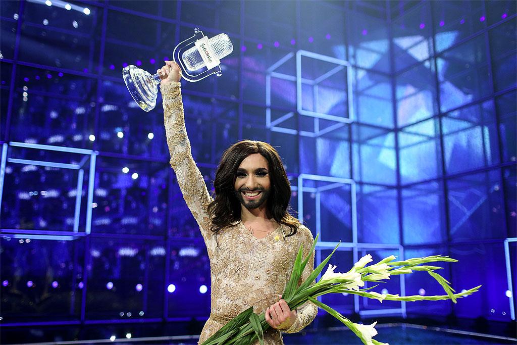 Siegerin Conchita Wurst Eurovision Songcontest