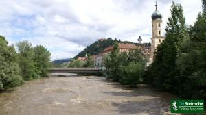 Hochwasser Steiermark Graz