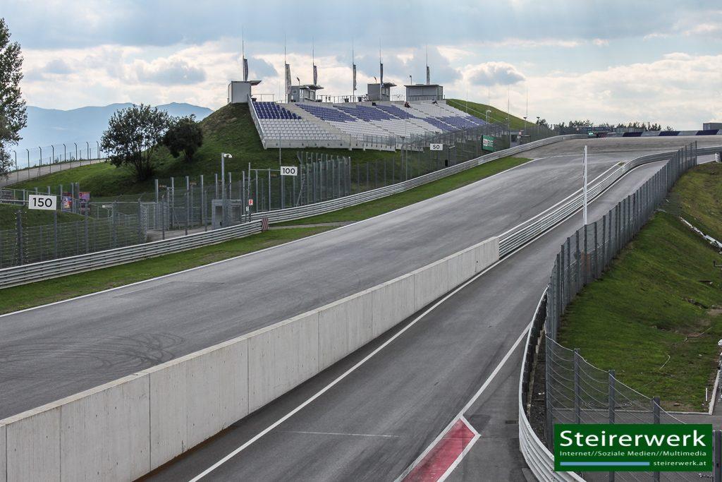 Red Bull Ring Österreich Strecke