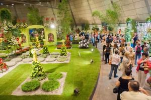 Ausstellung Gartenmesse