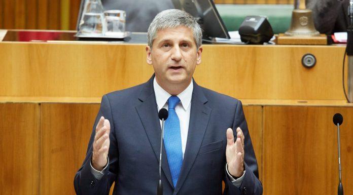 Minister Spindelegger