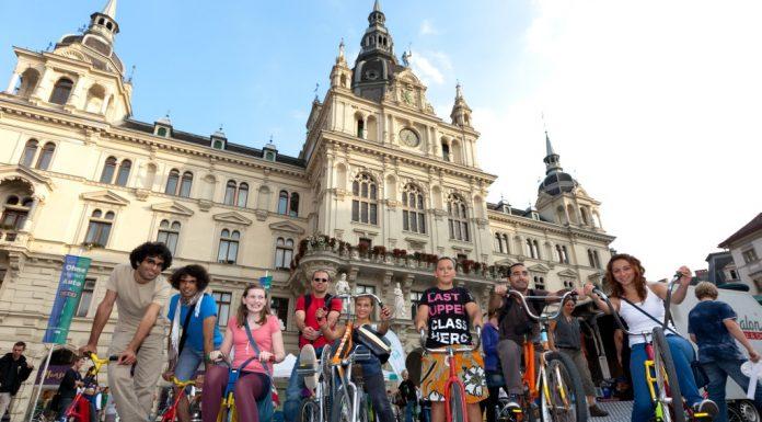 Autofreier Tag Graz Aktivitäten