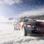 Auto Winter Schnee