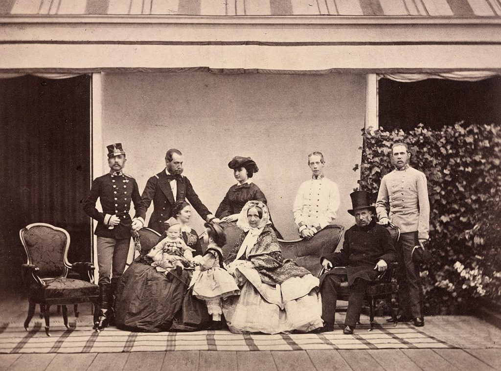 Habsburger Kaiserfamilie