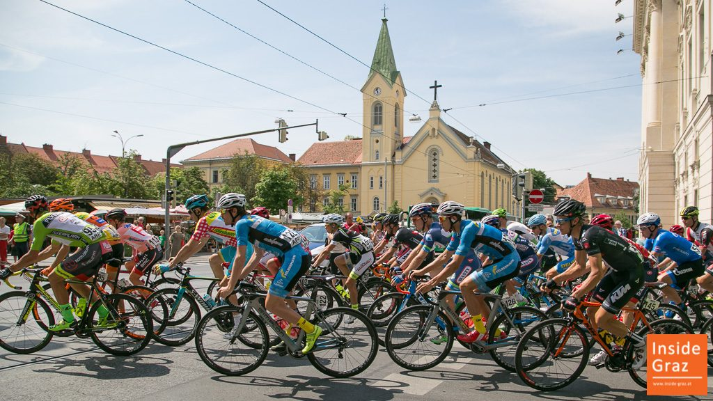 Österreich Rundfahrt Graz