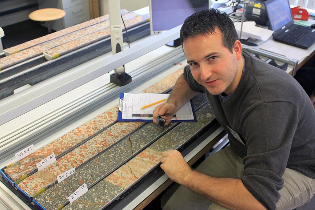 Chicxulub Meteoriteneinschlag Untersuchung