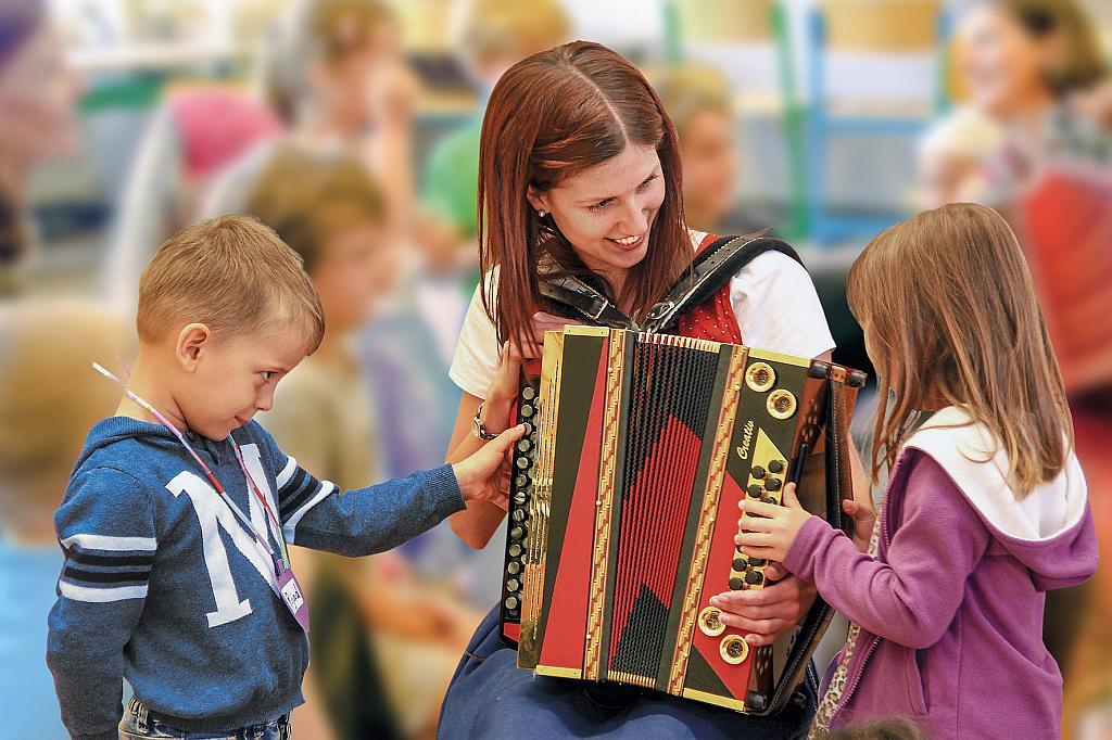 Musik Kinder lernen