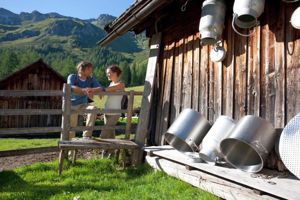 Almhütte Salzburgerland