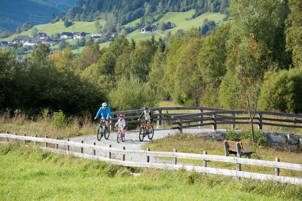 Radfahren Salzburger Lungau