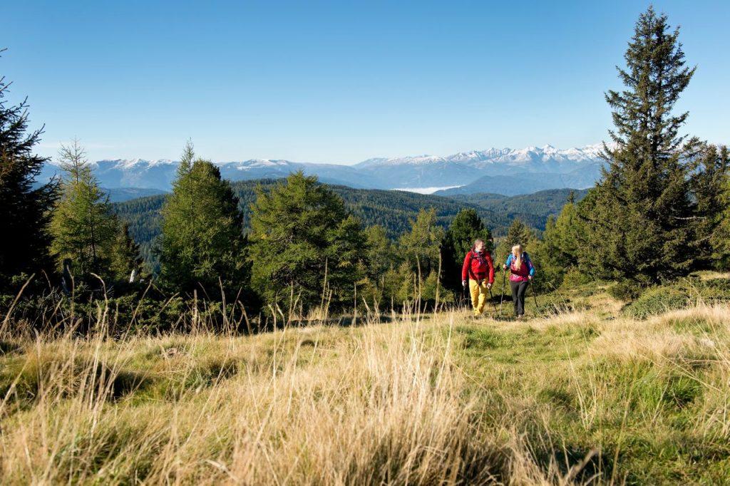 Wandern im Salzburger Lungau