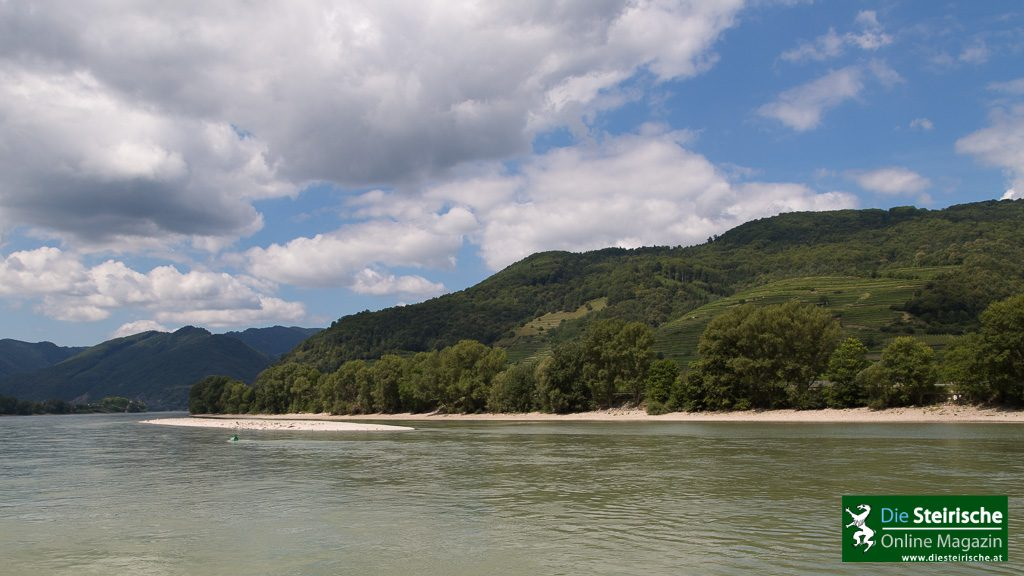 Donau Fluss Wachau