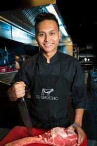 el Gaucho Küchenchef