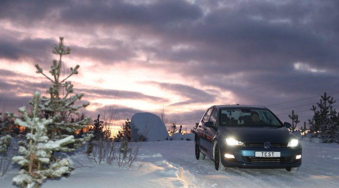 Winterreifen Test