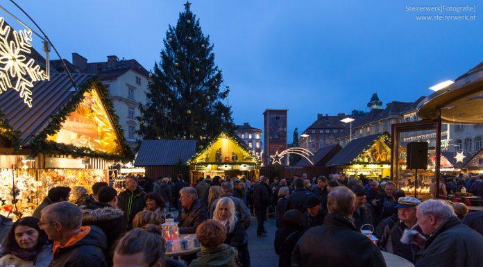 Christkindlmärkte Graz