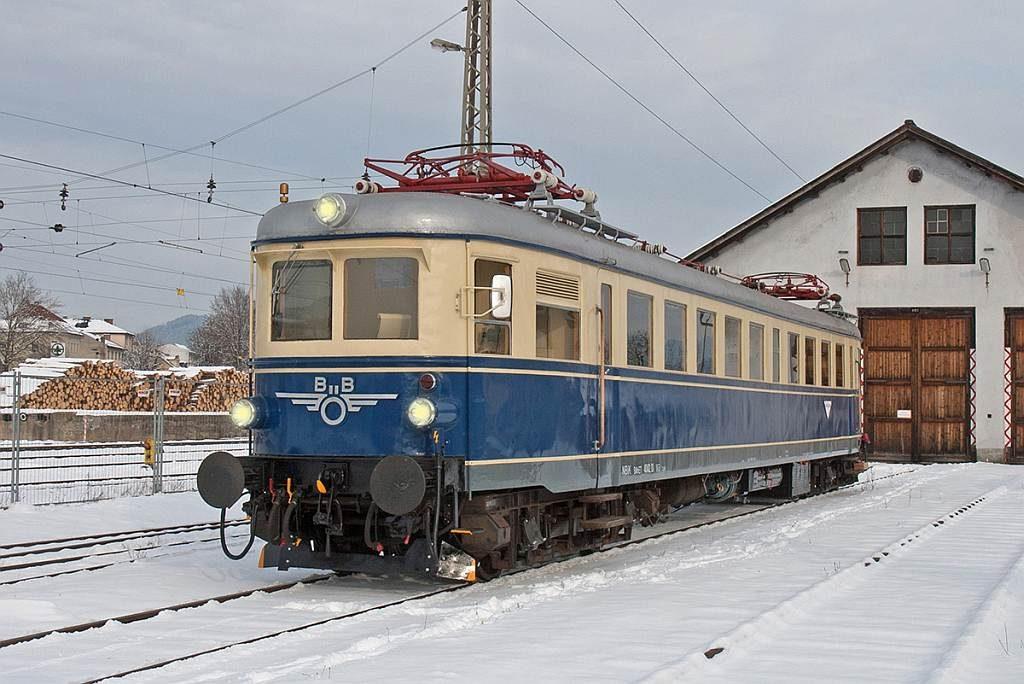 Nostalgiebahnen in Kärnten