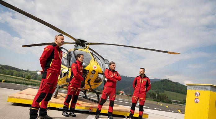 Flugrettung Steiermark