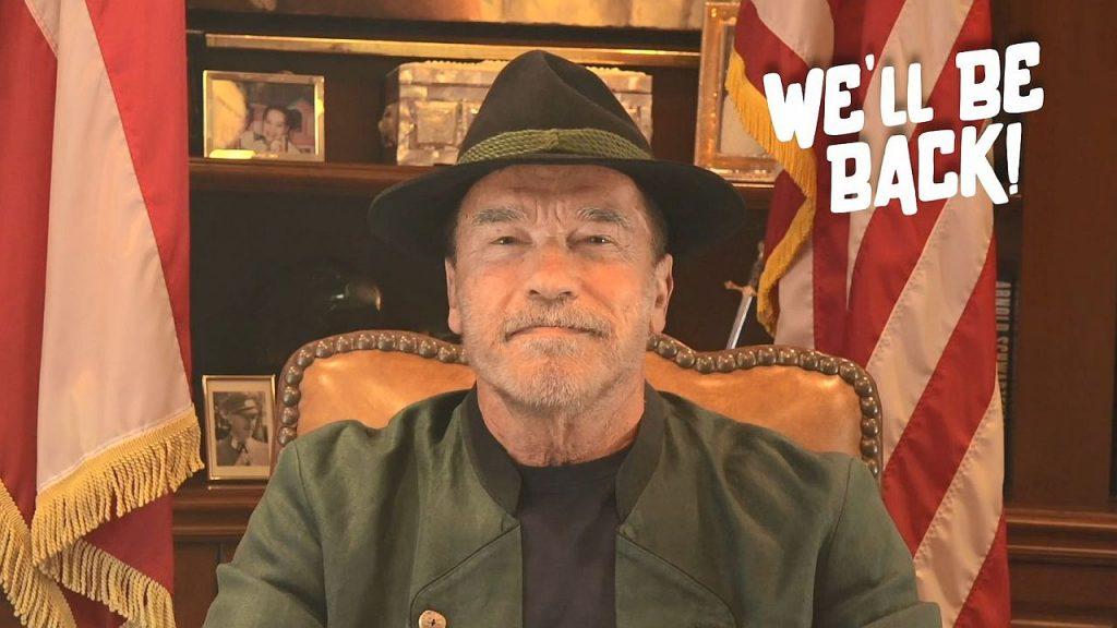 Arnold Schwarzenegger Steiermark Botschaft