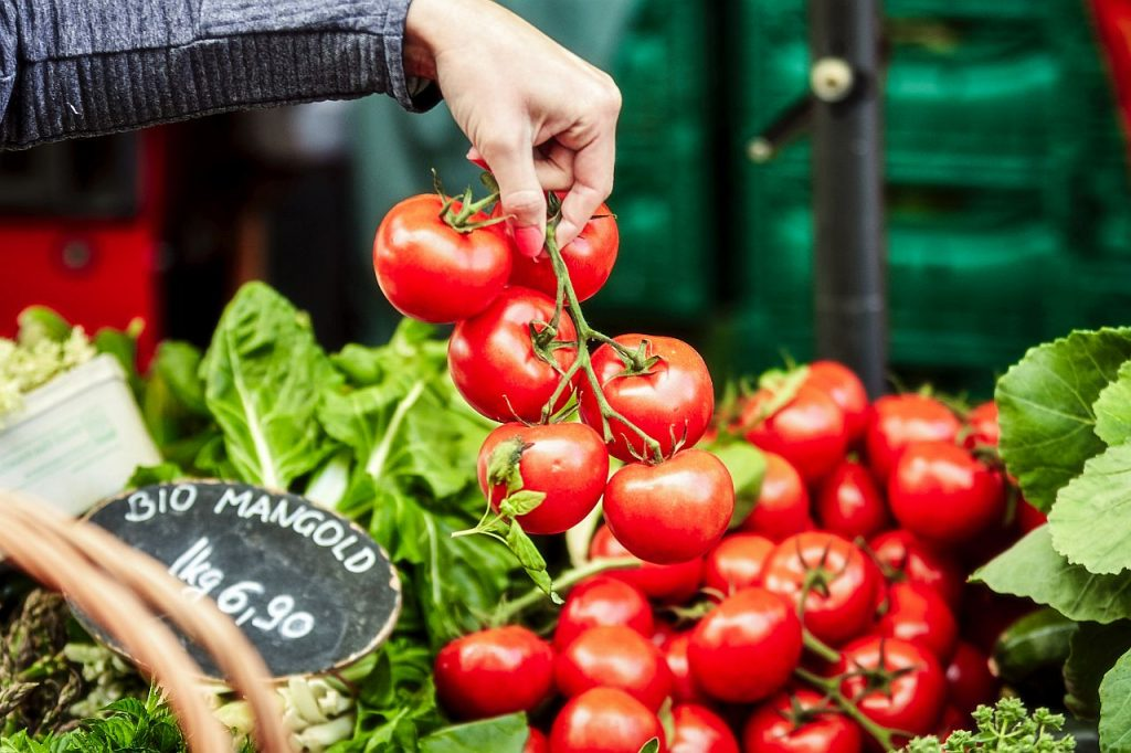 Tomaten aus Österreich