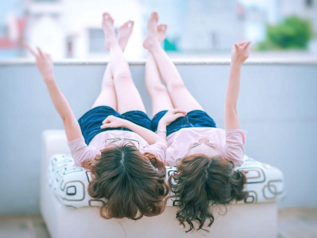 Wellnesstag mit Freundin