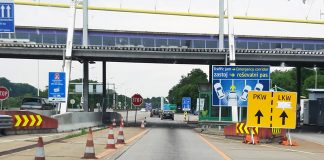 Grenzübergang Slowenien Österreich