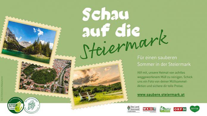 Schau auf die Steiermark