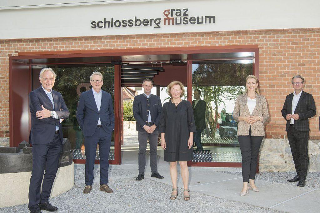Opening Schlossbergmuseum