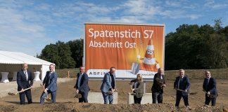 S 7 Fürstenfelder Schnellstraße.