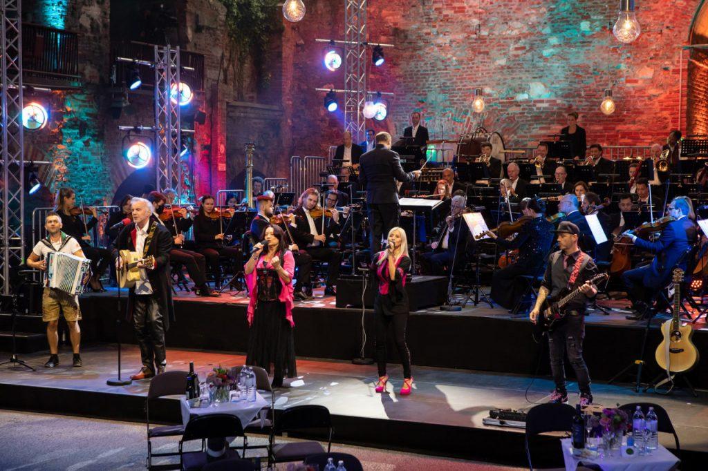 Die Seer mit dem Grazer Philharmonischen Orchester