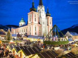 Adventmarkt Mariazell