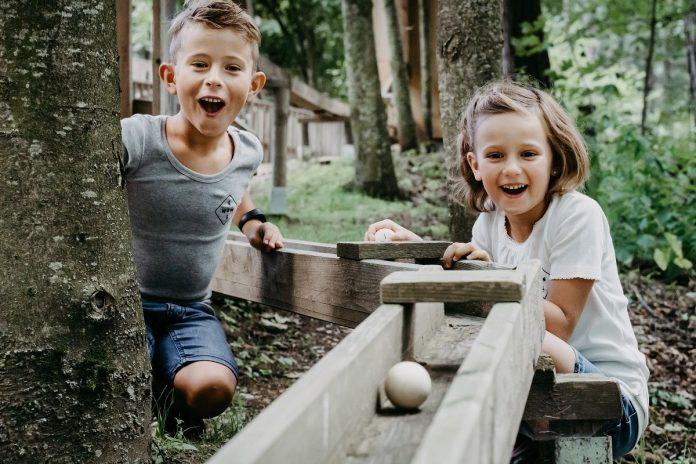 Waldpark Hochreiter Kinder